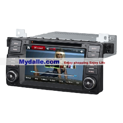 7 inch car autoradio gps navigation system player special. Black Bedroom Furniture Sets. Home Design Ideas