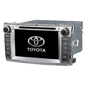 7 inch Car autoradio gps navigation system player Car dvd for Toyota Verso car in dvd 4GB TF card free Map inside