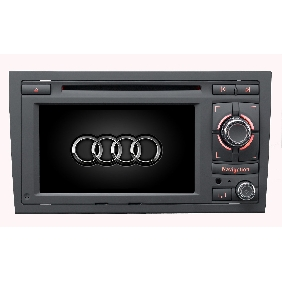 6.5 inch LCD display touchscreen Car DVD with GPS for AUDI A4/S4/RS4 4GB Tf card is free