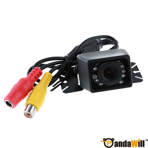 9 LED Waterproof Color CMOS/CCD Car Rear View Reverse Backup Camera E327 out let