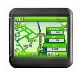 3.5 inch touch screen GPS