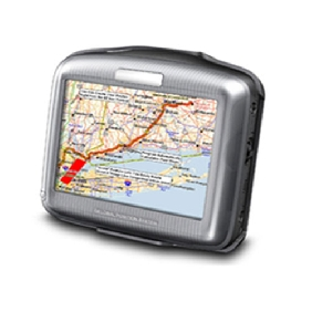 3.5inch touch screen GPS with Bluetooth
