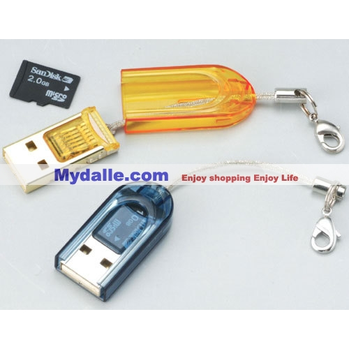 USB2.0 TF Card reader,High speed