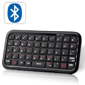 Mini Bluetooth keyboad for IPhone 4 & samrtphone