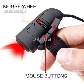 3D The lord of the rings optial mouse