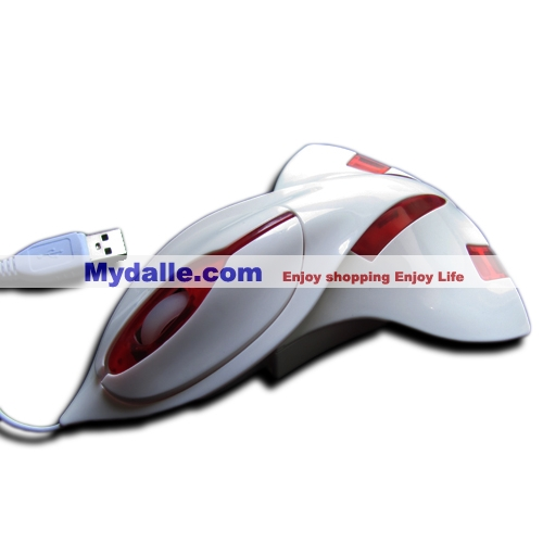 High sensitivity Plane style Optical mouse