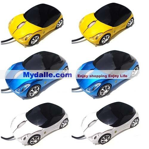Ferrari car mouse optical 3d mouse car mouse