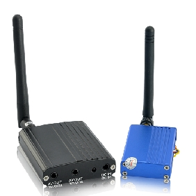Longinus Pro - 1500 Meter Wireless Signal Booster and Receiver Kit (2.4GHz)