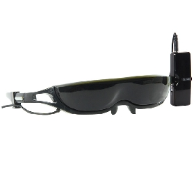 Digital Video Glasses - Micro LCOS Screen - Play Games - No Radiation