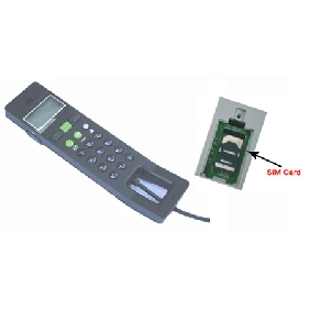 New USB skype phone with sim card