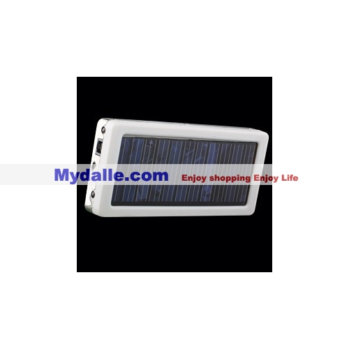 1350mAh Portable Solar Charger - Fit for Mobile Phone - Digital Camera and PDA