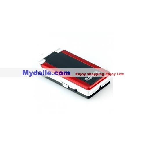 650mAh Portable Solar Charger - Fit for Mobile Phone - Digital Camera - PDA, MP3/MP4 Player