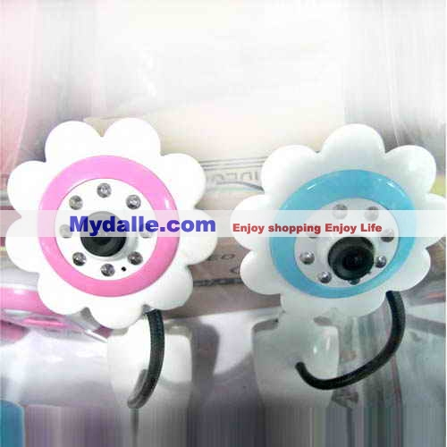 2.4Ghz Wireless Digital Baby Monitor Baby care camera High quality Color CMOS