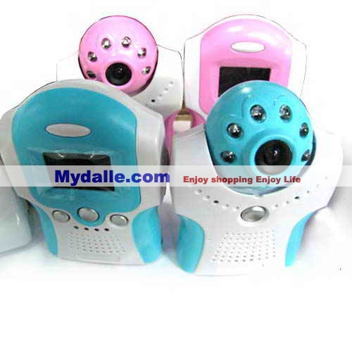 2.4Ghz Wireless Digital Baby Monitor Baby care camera with 1.5
