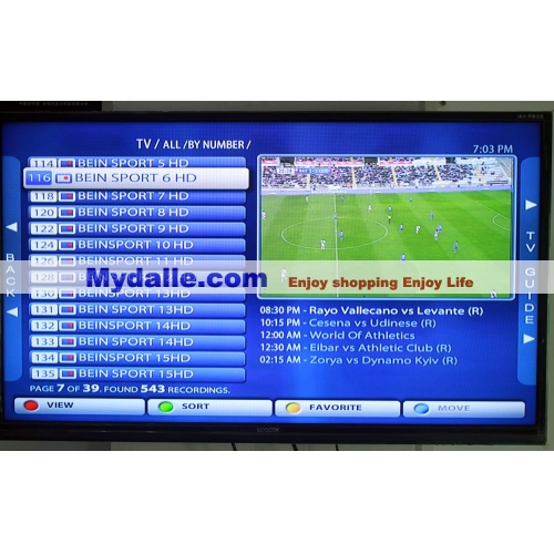 Mag 250 Iptv Set Top Box Mag250 STi7105 256M Same Linux System With Mag254 Mag256 No IPTV Account