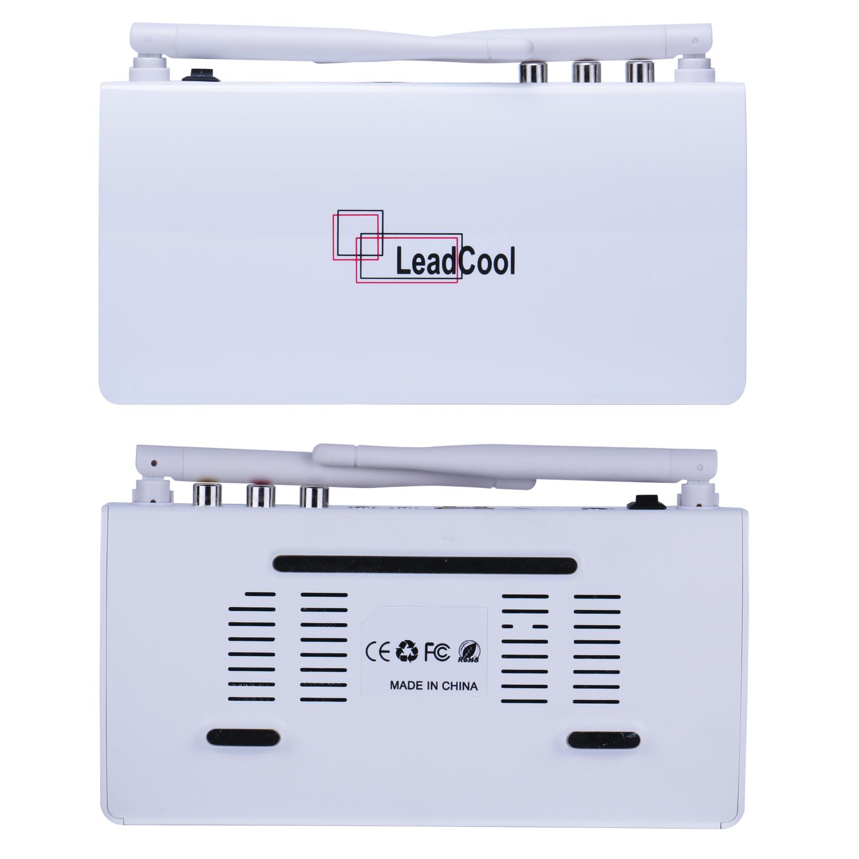 Leadcool Android Tv Box Rk3229 1gb 8gb 1080p Dual Wifi