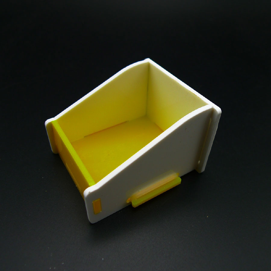 Hamster Food tray small Animal Hamster toys Acrylic
