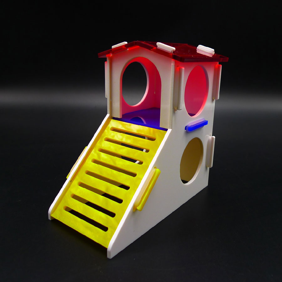 Hamster toys house small Animal Hamster toys Acrylic